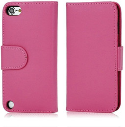 iPod Touch 5th Pink Leather