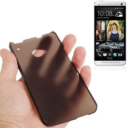 HTC One M7 Ultra Thin Case Black