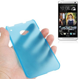 HTC One M7 Ultra Thin Case Blue