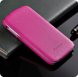 Samsung S4 Leather Flip Cover