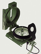 Genuine GI Lensatic Phosphorus Compass