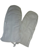 Swedish Military Leather Mittens