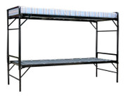 Bunk Bed Set of 2 with Stackers and Mattresses