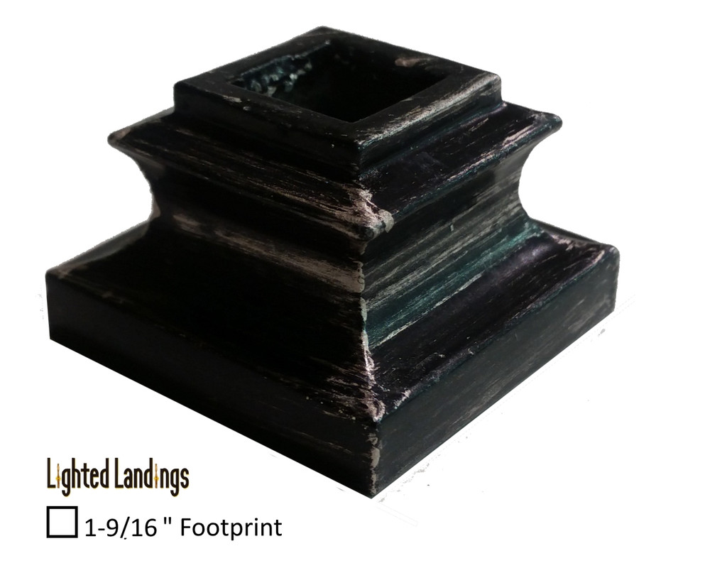 Black Bronze flat shoe