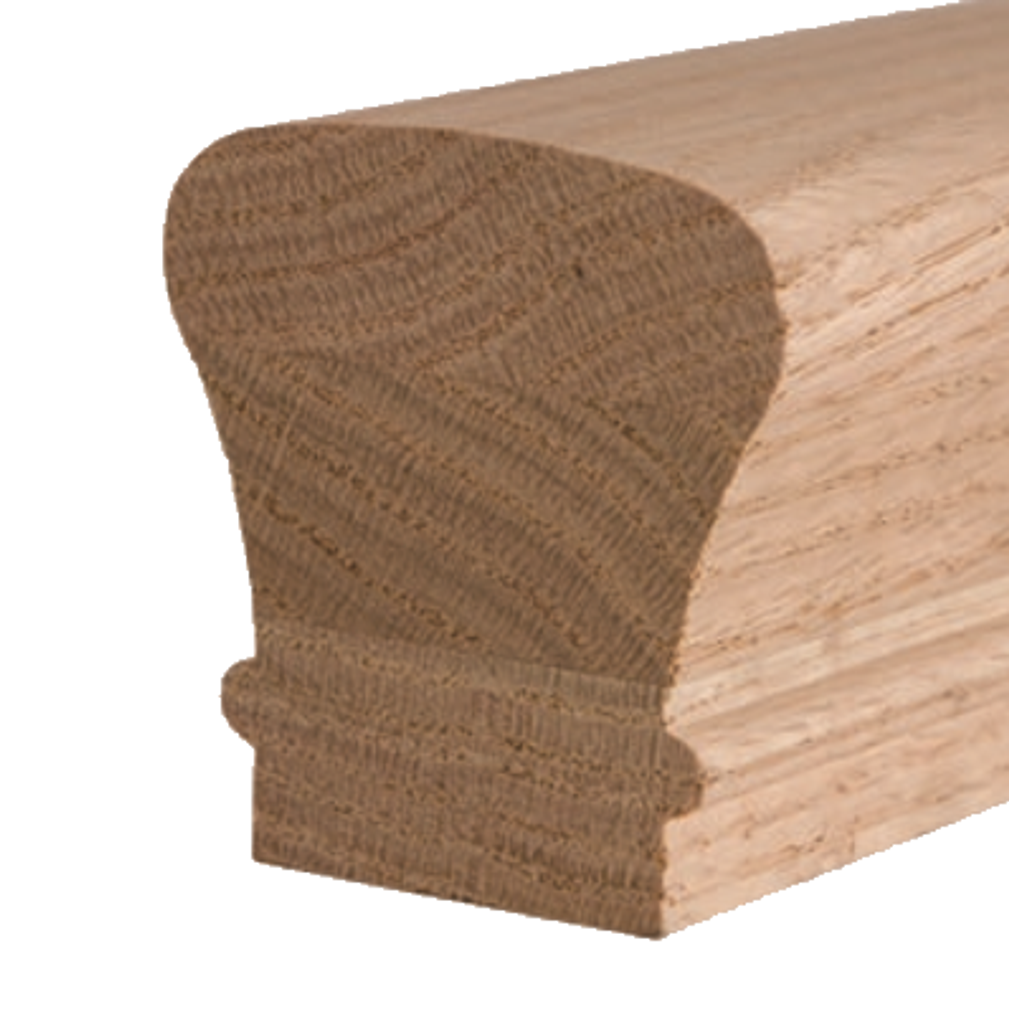 Solid Wood 6010 Handrail from St. Louis, MO