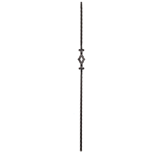 forged metal balusters