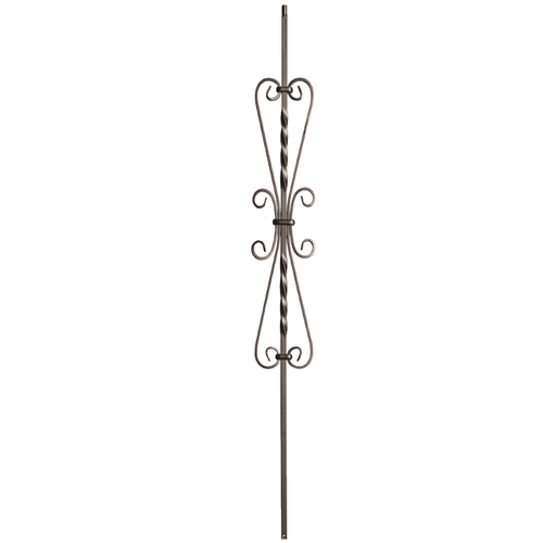 Stair parts iron balusters in St. Louis, MO