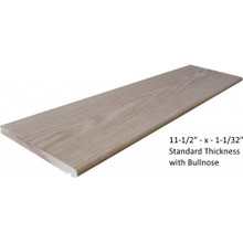 St. Louis stair treads, white oak stair tread, red oak stair tread, and much more from contractors and builders stair supply and outlet