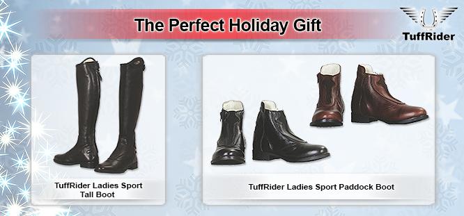 TuffRider Sport Dress & Paddock Boot Sale