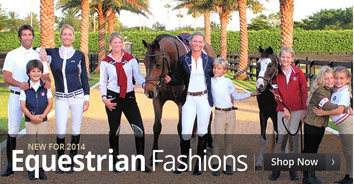 2014 Equestrian Fashions