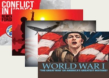 American Wars of the 20th Century (Compilation of Audio CDs)