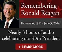 Remembering President Ronald Reagan