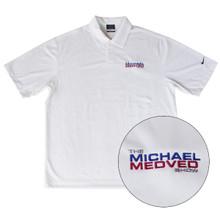 Medved Nike Dri-Fit Moisture-Wicking Polo Shirt