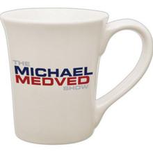 Medved Fina Ceramic Microwave-Safe Coffee Mug