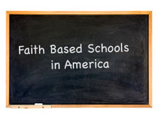 Faith Based Schools in America - (Audio CD)