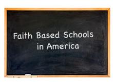 Faith Based Schools in America - (Audio CD)