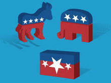 The History of Third Parties In America - (Audio CD)
