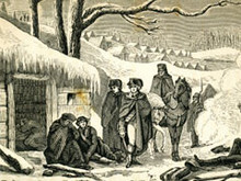 The Winter at Valley Forge - The British Occupy Georgia and South Carolina - (Audio CD)