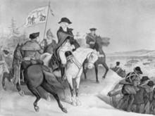 Washington Escapes Long Island and Then Abandons New York - (Audio CD)