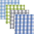 "1/4"" Wide Gingham Check Fabric"