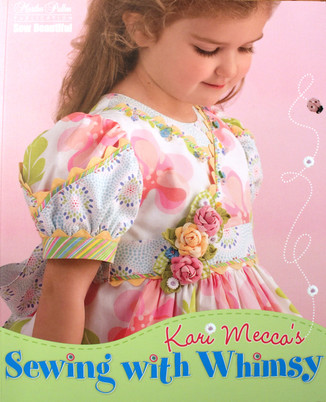 Sewing with Whimsy Book by Kari Mecca