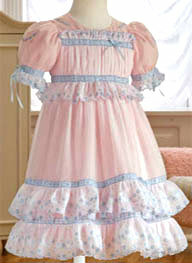 Tickled Pink Dress Kit from Kari Me Away