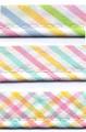 Stripe & Plaid Mini Piping