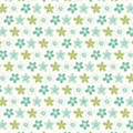 Bloom & Grow Daisy Fabric