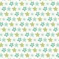 Bloom & Grow Daisy Fabric