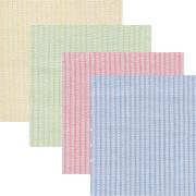 Silky Satin Striped cotton fabric