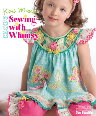 More Sewing with Whimsy Book