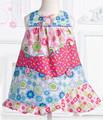 Pink Sassafras Dress Kit