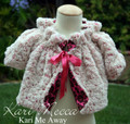 Easy to Sew Minky Coat Pattern By Kari Mecca