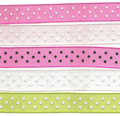 "3/8"" Sheer Dots Ribbon from Kari Me Away"