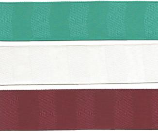 """3/4"""" Satin Horizontal Stripe Ribbon from Kari Me Away"""