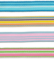 "1/2"" Grosgrain Ribbon with Variegated Stripes from Kari Me Away"