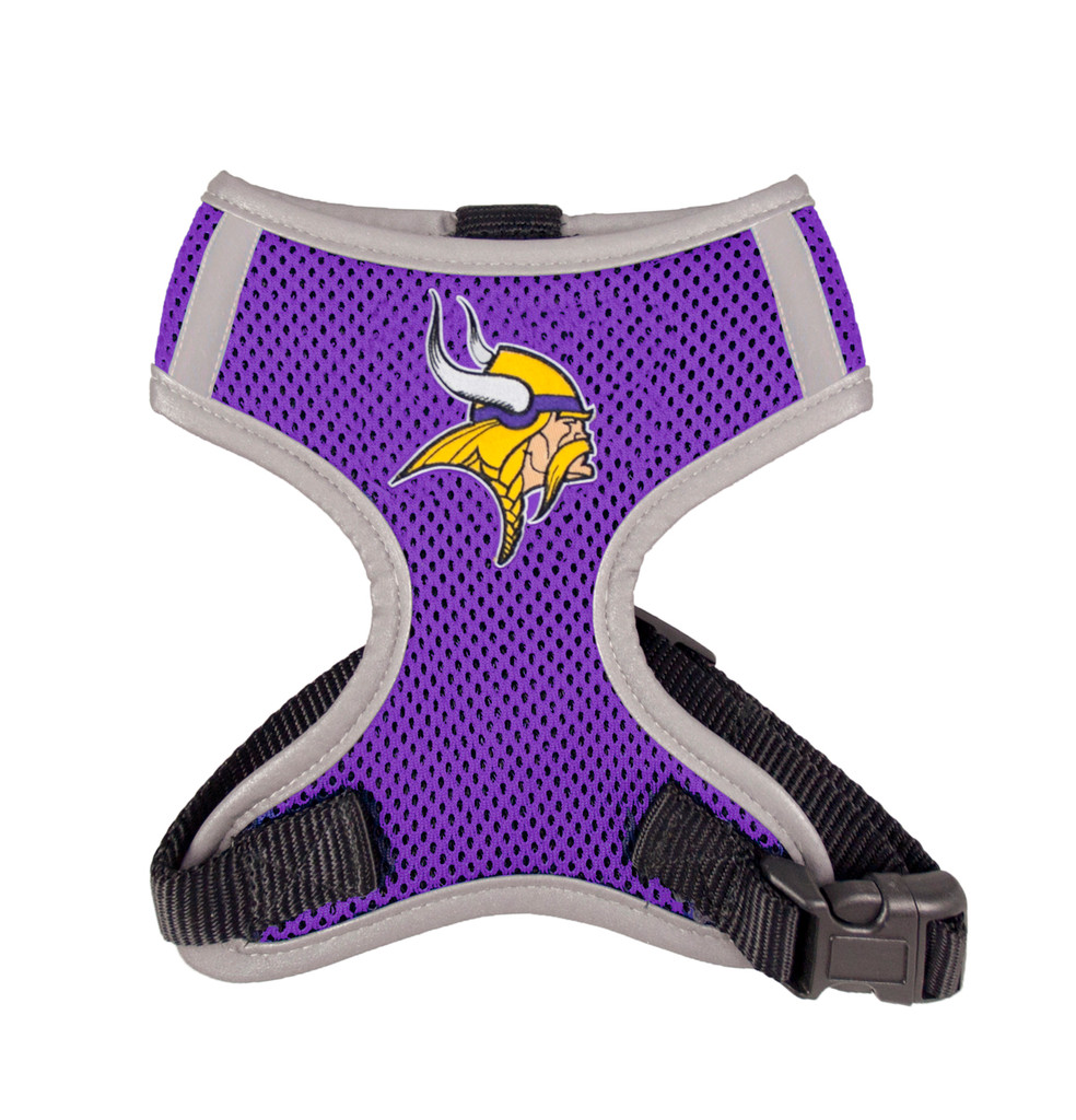 NFL Minnesota Vikings Dog Harness Vest