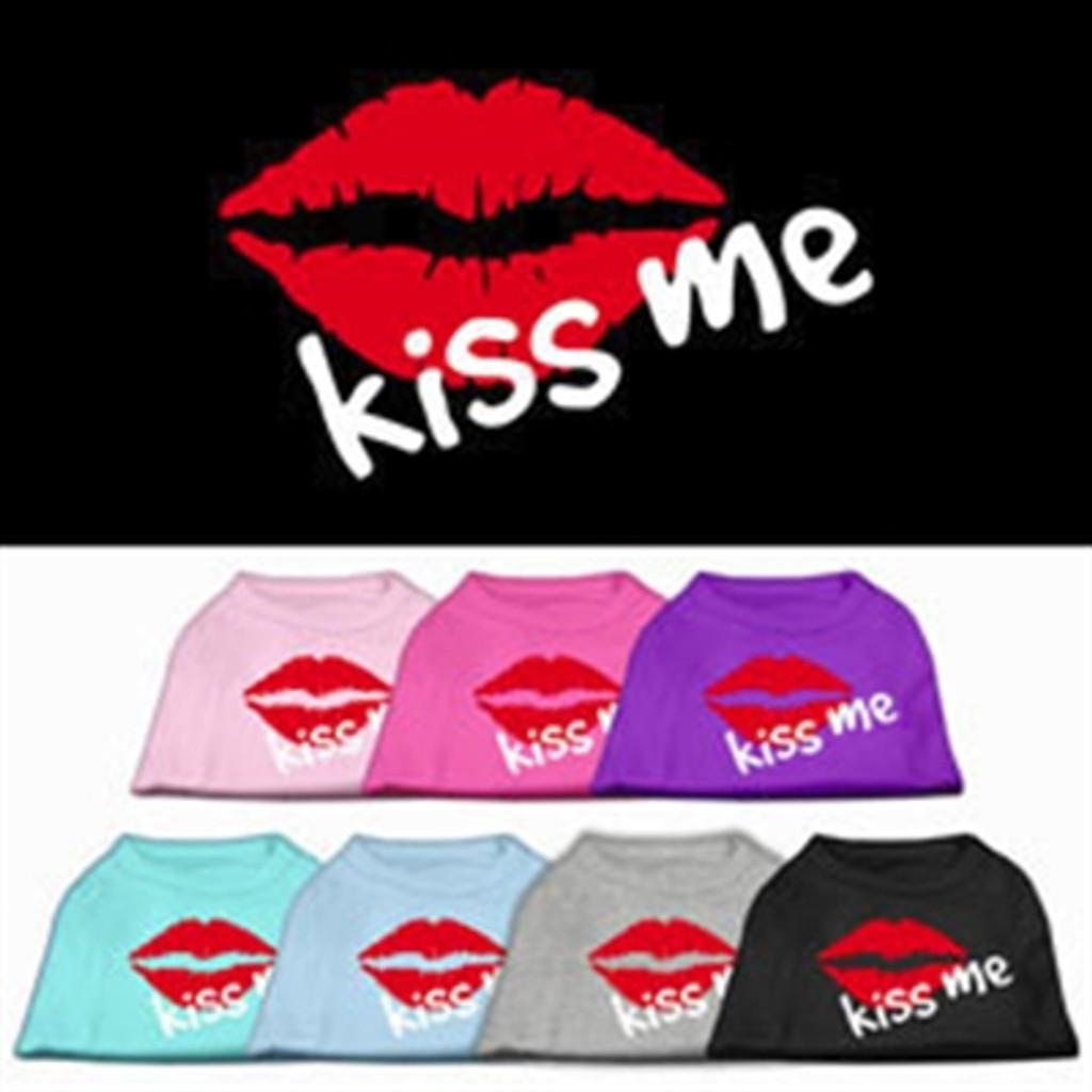 Kiss Me shirts