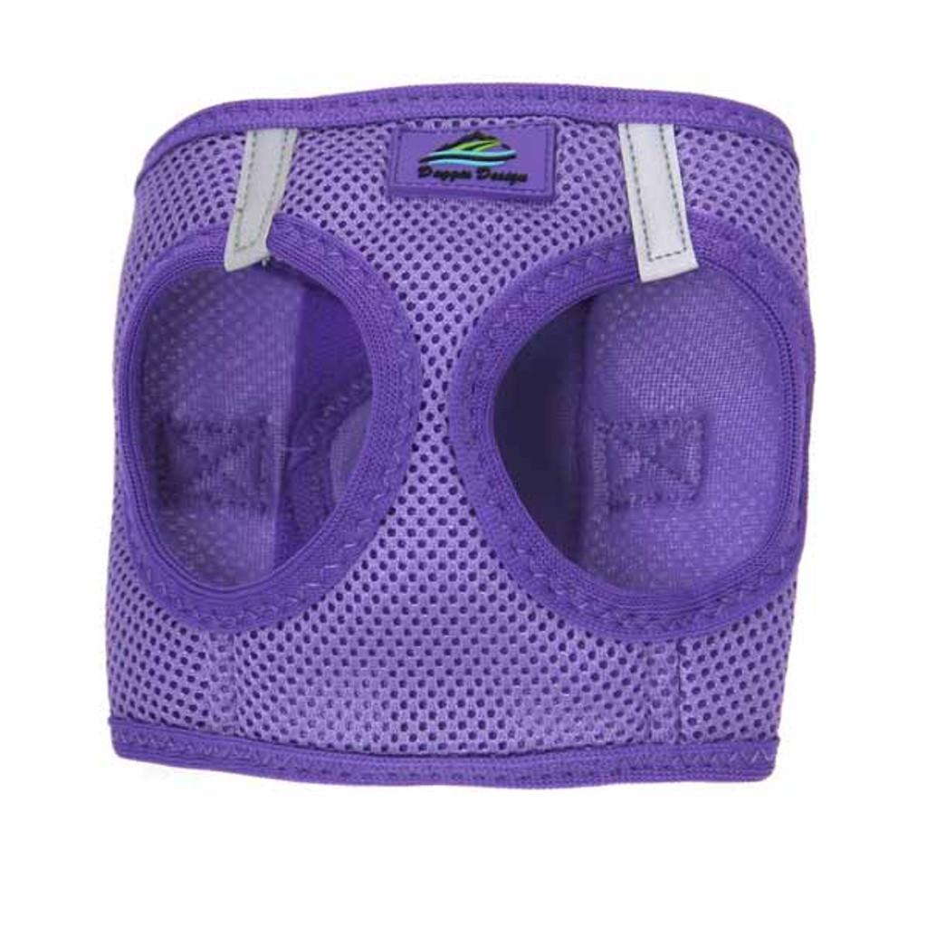 American River Ultra Choke Free Dog Harness - Paisley Purple