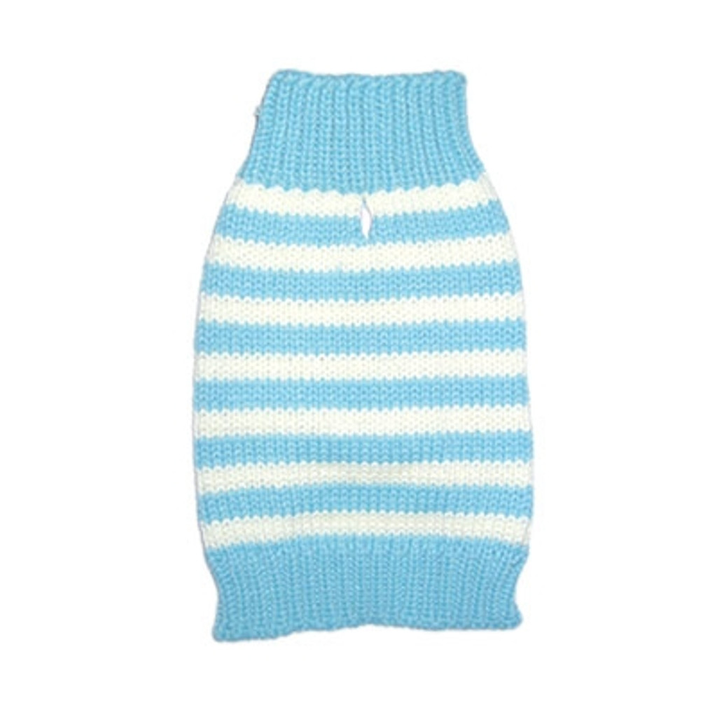 Blue Stripy Lover Sweater
