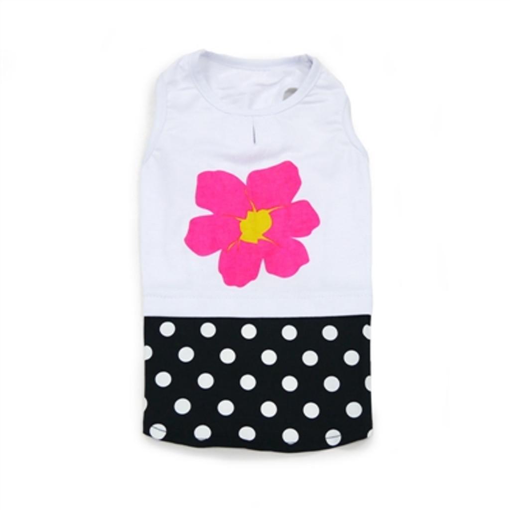 PP Flower N Dot Tank