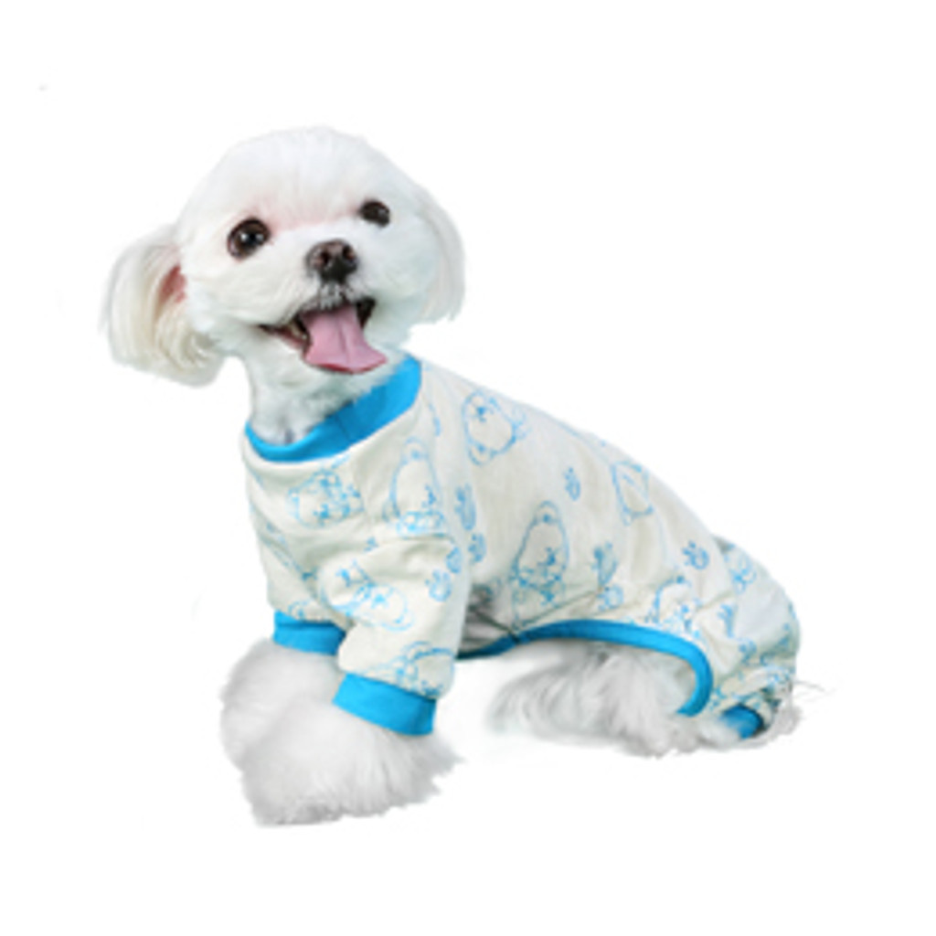 Milo Pajama - Blue