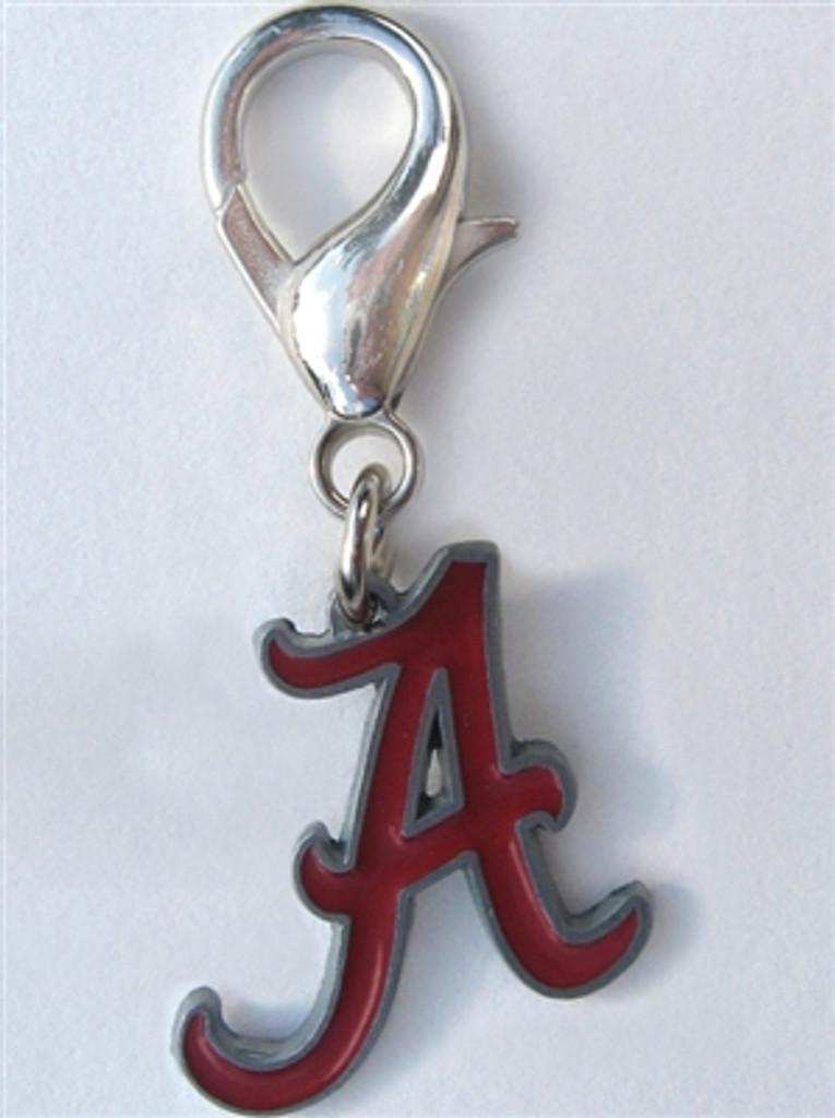 NCAA Licensed Team Charm - University of Alabama Crimson Tide