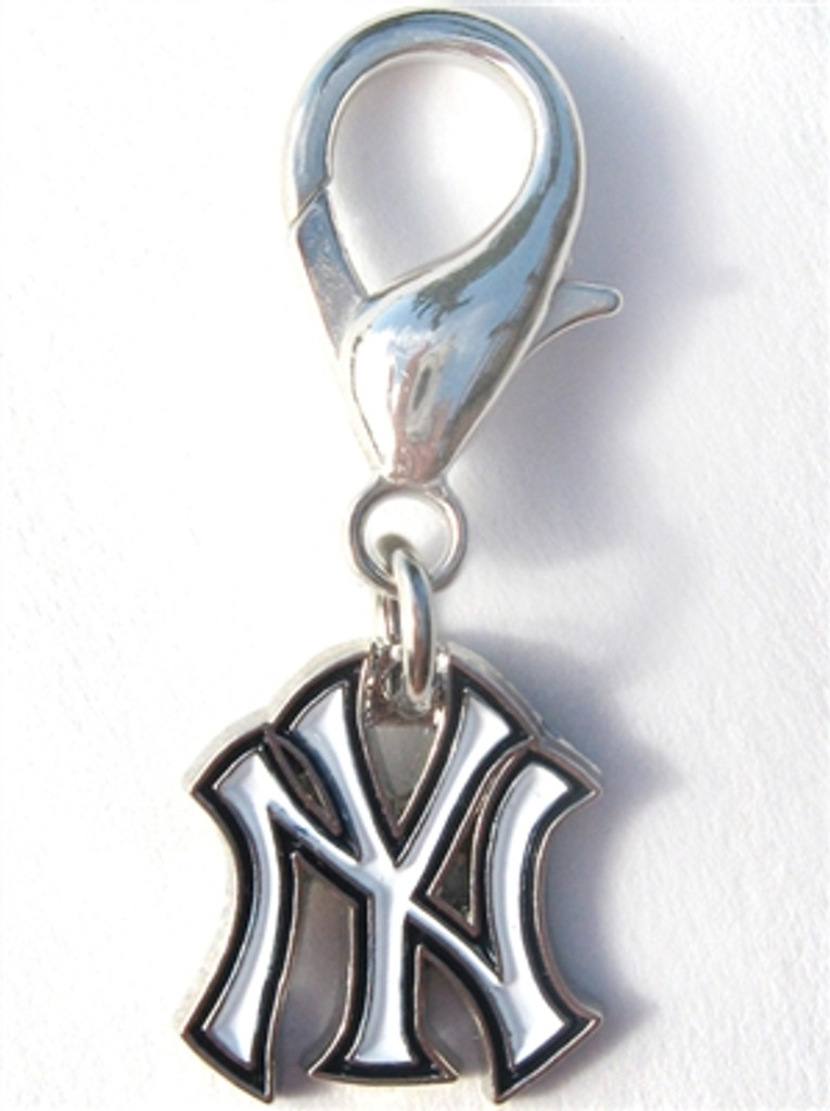 MLB™ Licensed New York Yankees Logo Collar Charm