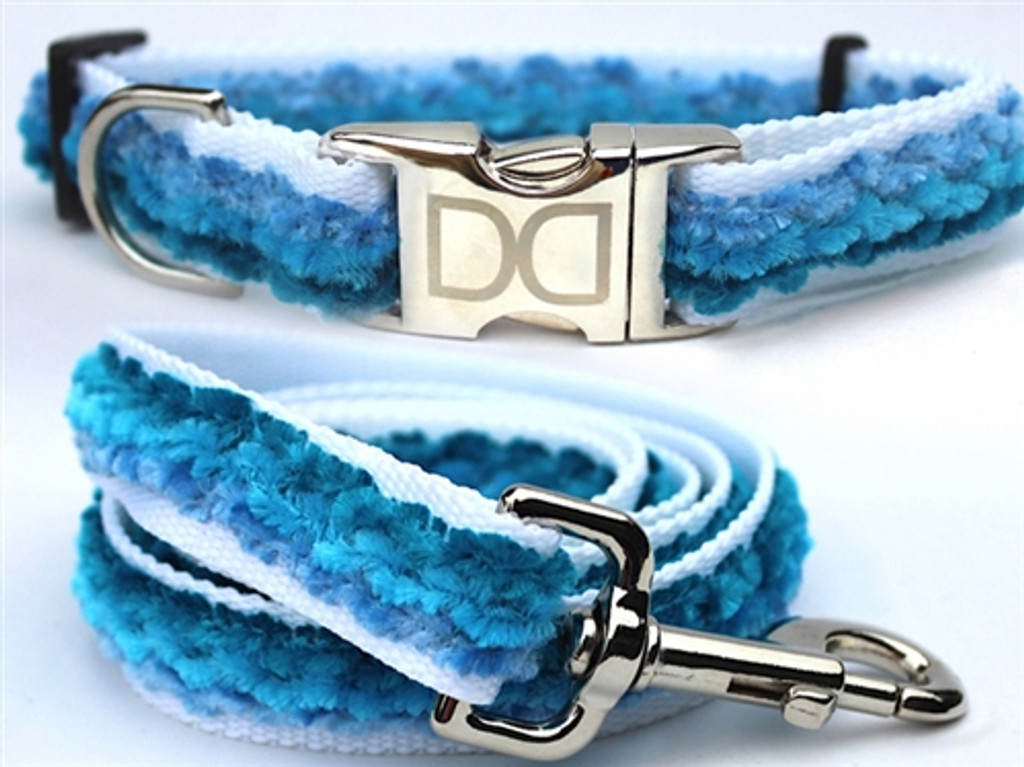Cabo Collection Pacific Blue - All Metal Buckles