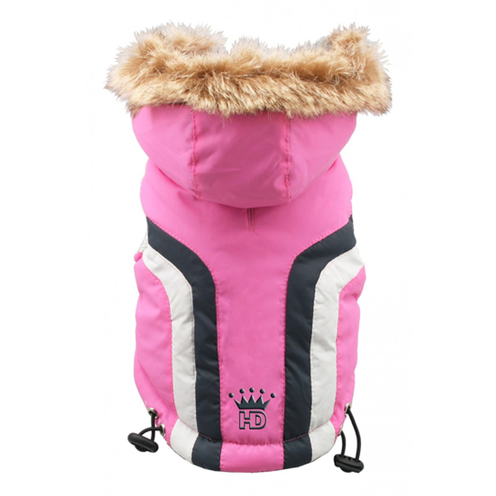 Hip Doggie Swiss Ski Jacket - Pink