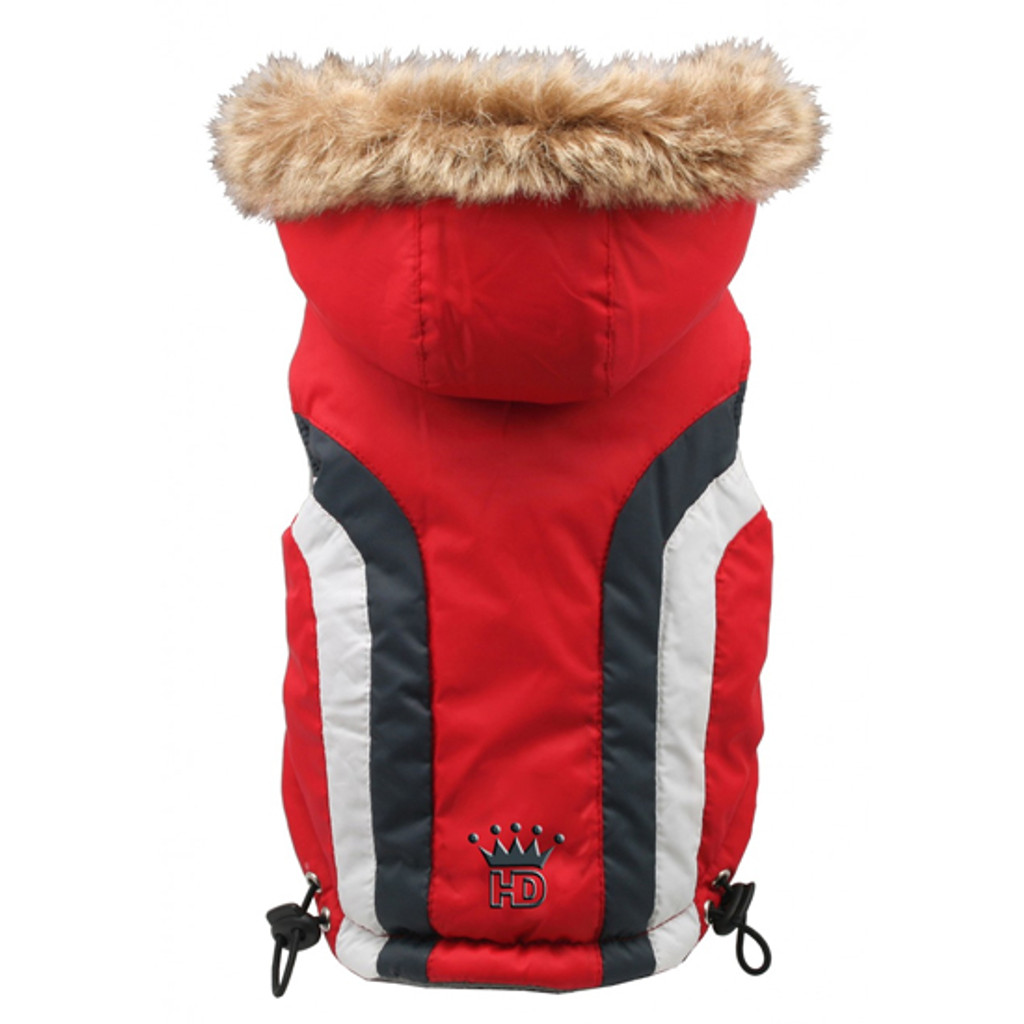 Swiss Ski Jacket - Red