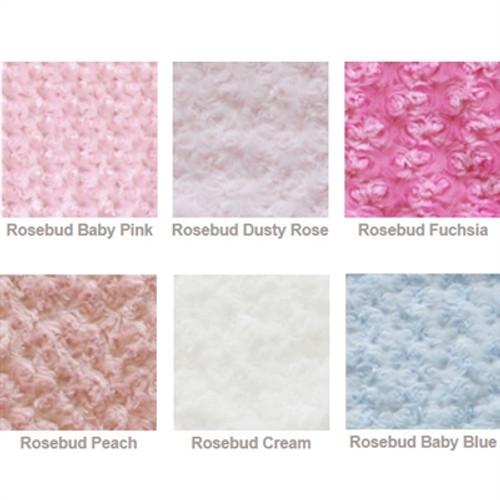 Rosebud Luxury Pet Blankets