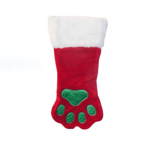 Paw Stocking Dog Gift