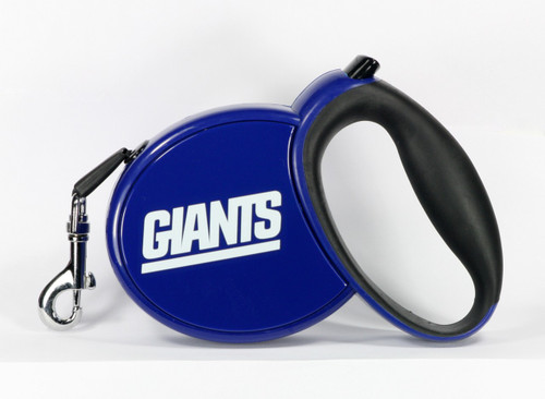 Giants NFL Retractable Pet Leash